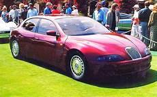 Bugatti 4 Door by Bugatti Eb 112