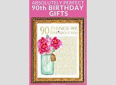 90th Birthday Gift Ideas   90th birthday parties, 90th