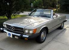 classic mercedes sports cars 1985 mercedes 380sl convertible classic roadster sports car for sale photos technical