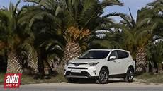 2016 Toyota Rav4 Hybride Premier Essai Du Suv Notre