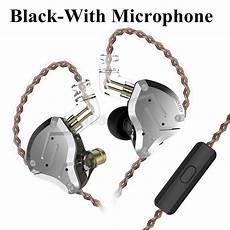 Kbear Kb06 Units Metal Hifi Sport by Kz Zs10 Pro 10 Units In Ear Metal Earphones Hifi Monitor