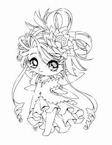 coloring pages chibi 14923 the lotus princess by sureya on deviantart coloriage coloriage dessin coloriage
