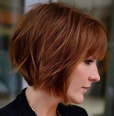 short layered bob hairstyles 2020 short layered bob