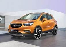 Irmscher Opel Mokka X With A New And Individual 20 Inch Note