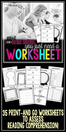 categorizing worksheets middle school 7929 reading comprehension worksheets for any story reading comprehension reading comprehension
