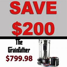 Grainfather Promo Code Save 200 Plus Get Free Shipping