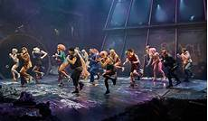 Musical Bat Out Of Hell - preview of bat out of hell musical to block yonge st on