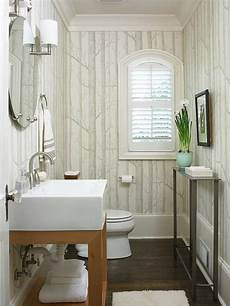 Small Bathroom Wallpaper Ideas Go Big And Bold In A Small Bedroom By Layering The Woods