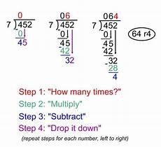 division worksheets explained 6176 the world s catalog of ideas