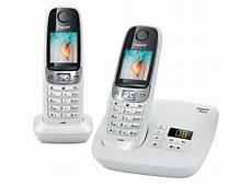 telephone fixe avec repondeur t 233 l 233 phone fixe sans fil duo avec r 233 pondeur gigaset c620a