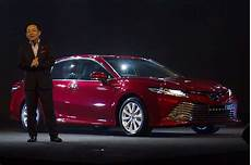 2019 toyota camry launched in thailand malaysia soon
