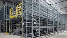 scaffali industriali scaffalature industriali su misura impianto metalsistem