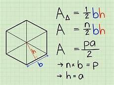 how to find the area of regular polygons with exles
