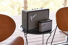 fender gets in the bluetooth speaker market with