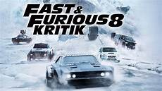 Fast Furious 8 Kritik Review Hd 60fps