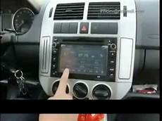 asottu vw polo 2000 2009 car dvd installation