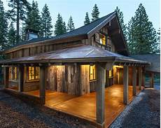 rustic house plans with wrap around porch rustic wraparound porch houzz