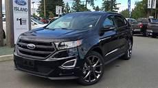 2016 Ford Edge Sport Island Ford
