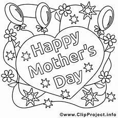 mothersday bild zum ausmalen
