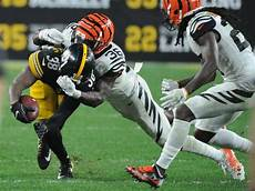 pittsburgh steelers vs cincinnati bengals 2005 nfl cincinnati bengals vs pittsburgh steelers 11 24 19 nfl