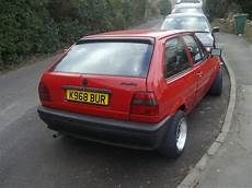 1993 Volkswagen Polo Coupe 86c Pictures Information