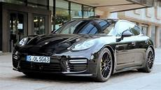 porsche panamera turbo s on track with the new porsche panamera turbo s