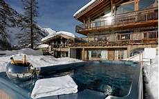 Ski Chalet With Five Floors a ski chalet with five floors of cozy rooms and panoramic