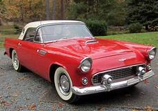 1955 Ford Thunderbird For Sale On Bat Auctions Sold For