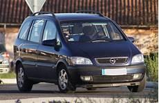 207 Avis Sur L Opel Zafira 1999 2005 Cela Devrait