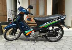 Modifikasi Motor Shogun 110 Kebo by Istimewa Rx King Dan Shogun Sempat Diberi Parkir Khusus