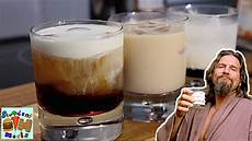 white russian cocktail youtube