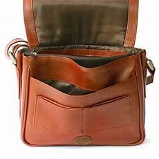 kleine damen handtasche 575 leder kastanien braun