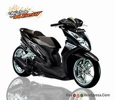 Variasi Motor Beat Fi by Modifikasi Motor Honda Beat 2010 Khusus Android 2015