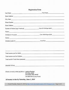 family reunion registration template pictures to pin on pinterest pinsdaddy