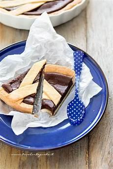 crostata con crema al cioccolato fatto in casa da benedetta crostata al cioccolato la ricetta perfetta