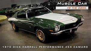 Muscle Car Of The Week Video 70 1970 Dick Harrell 454