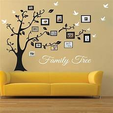 Picture Frame Family Tree Wall Tree Decals Trendy