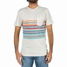 rip curl men s grande short sleeve t shirt white clothing thehut com
