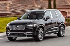 Volvo Suv 2018 - 2018 volvo xc90 t8 excellence the rear seat review