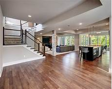 open floor house plans with walkout basement finished basement walkout basement open floor plan