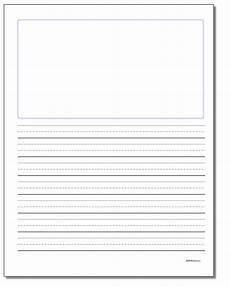 lined paper handwriting worksheets 15687 story handwriting paper