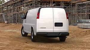 New 2017 Chevrolet Express Cargo Van Details  Henna