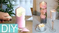 idee ladari fai da te 5 idee facilissime per candele di natale fai da te diy