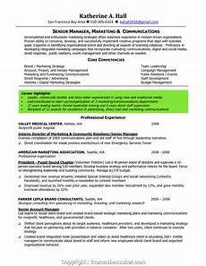 simply marketing communications manager resume objective