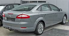 2009 Ford Mondeo Iv Sedan Pictures Information And