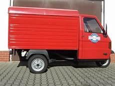 Gebrauchte Piaggio Ape Tm Erstzulassung 2008 3500 Km