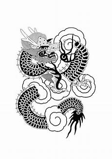 malvorlage chinesischer drache kostenlose ausmalbilder