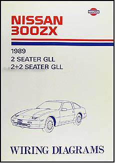 1989 nissan pathfinder wiring diagram 1989 nissan 300zx wiring diagram manual original