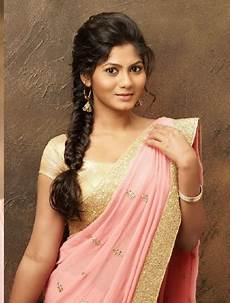 Simple Hairstyles For Sarees easy hairstyles for sarees with shape guide saree