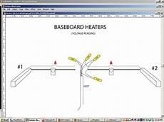 baseboard heater wiring doityourself com community